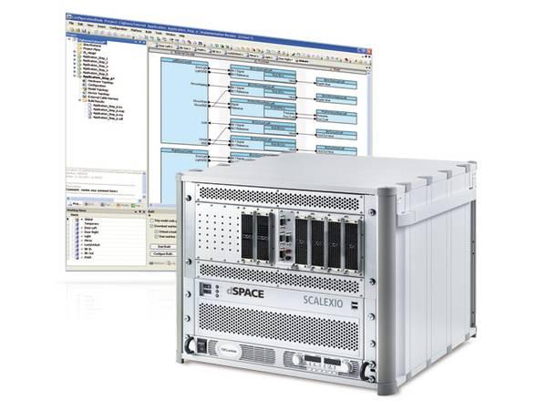 SCALEXIO®: Multi-processing-unit
